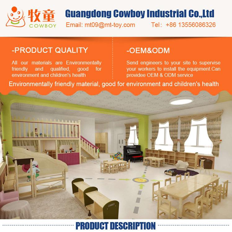 Montessori de gran calidad mobiliario Muebles de jardín de infantes ...