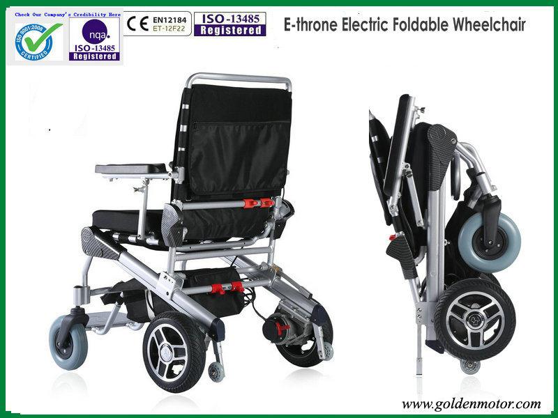 sillas de ruedas electricas marca golden