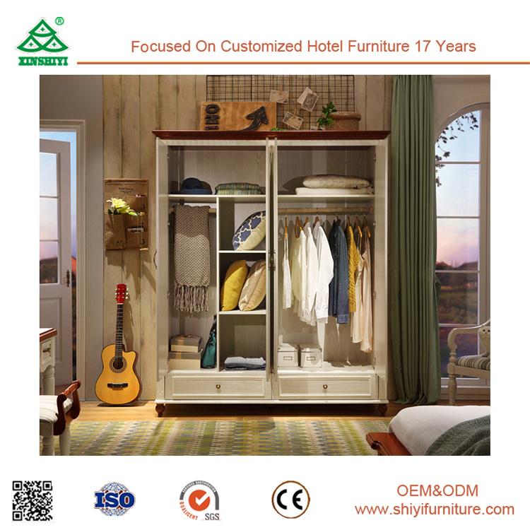 Bebé dormitorio estilo moderno, armarios de madera armario vestidor ...