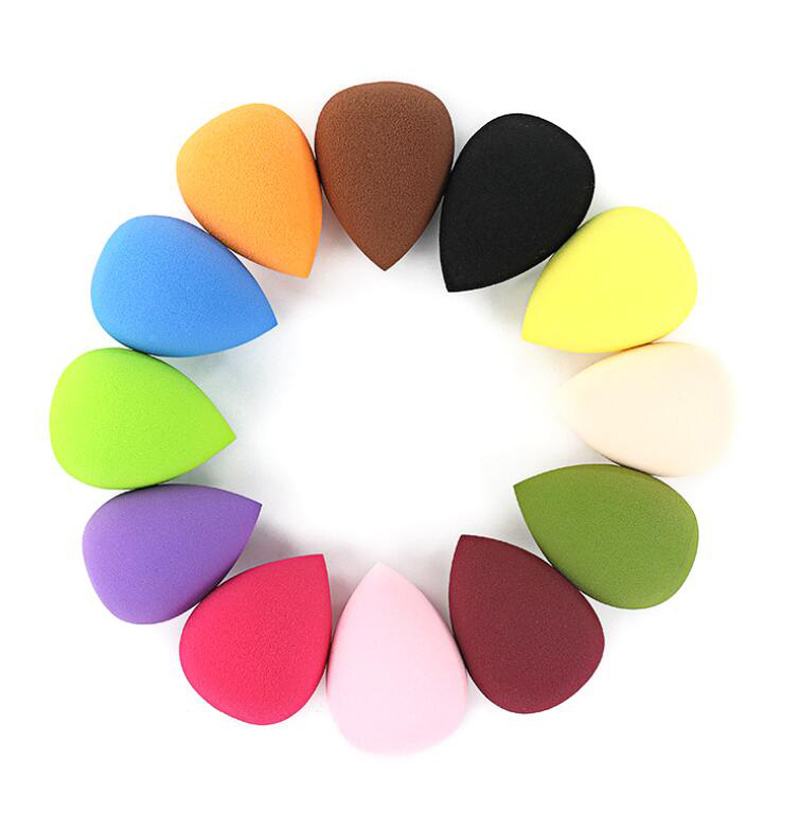 All Types Of Makeup Sponge Latex Free
