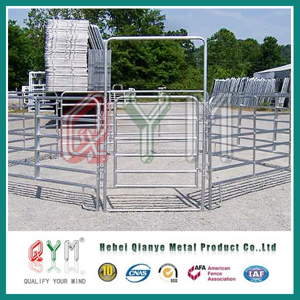 Horse Goat Cattle Fence Panel/ Metal Corral Panel Farm Gate - China ...