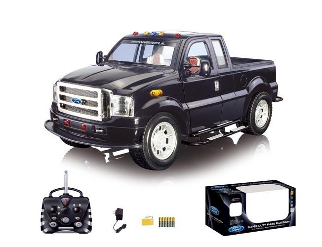 [Hot Item] 4 CH Remote Control Stunt Car Toy Car (H1472030)