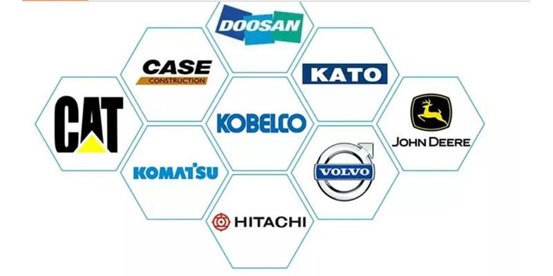 Suitable for Komatsu PC200-5 Excavator Old New Joystick Handle Bullets