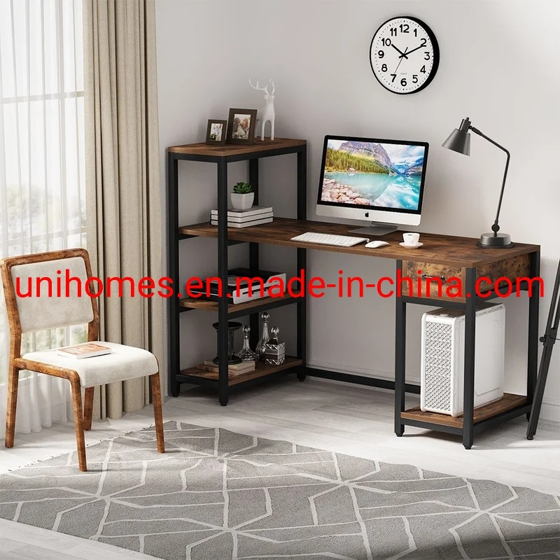 Office Desk For Small Space Living Room, Computer Desk For Small Space