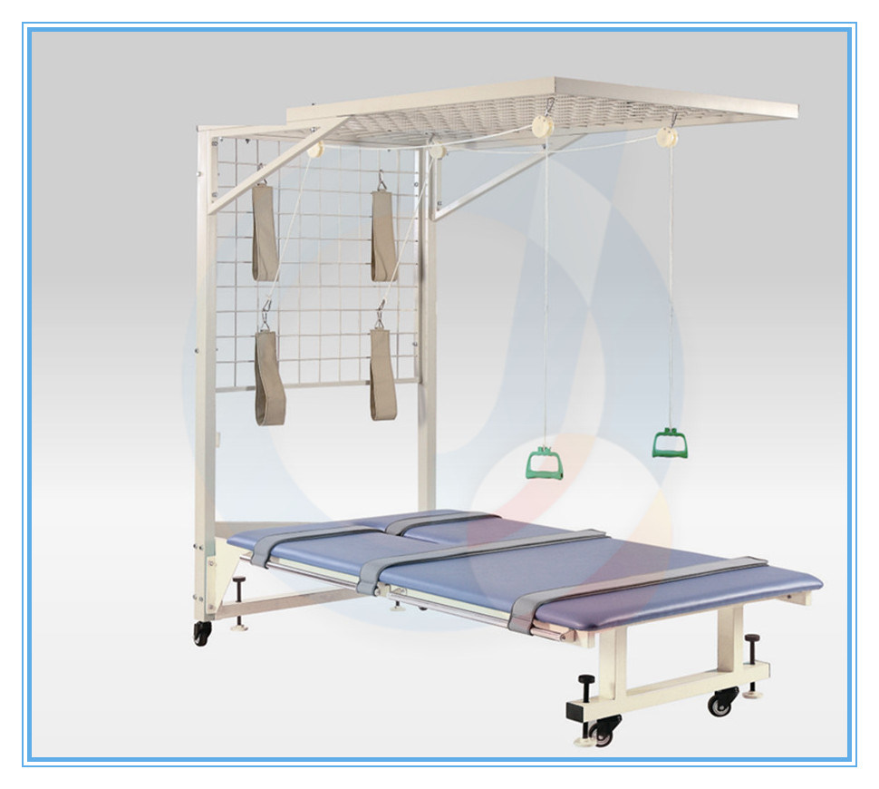 PT Tables Functional Traction Therapy Network Frame - China Traction ...