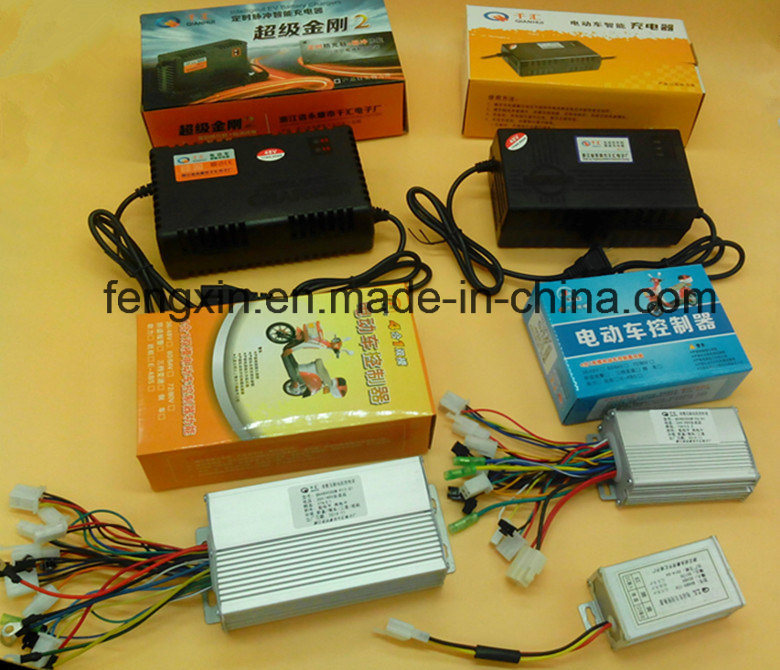 SCM Smart Three-Steps 60V20ah Lead Acid battery Charger