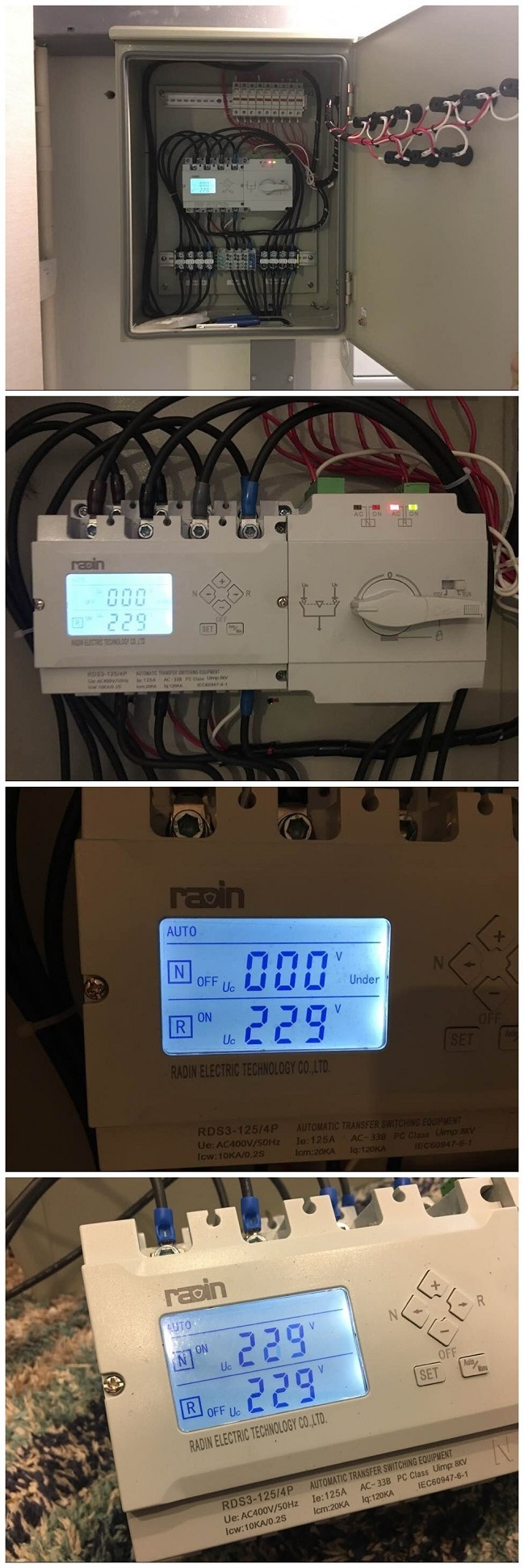 Generator Automatic Changeover Switch Wiring Diagram China Description Of Transfer For Dummies Radin Electric Provides Ats Design Engineering And Full After Sales Support A Wide Range Applications