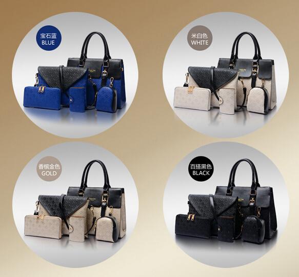 cc3b645b0bc9 2016 New Fashion Bag Embossing Style Designer Handbag - China ...