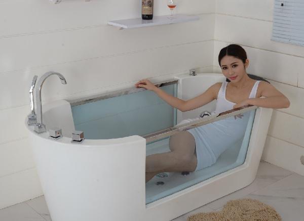 2015 nouvelle conception de baignoire petite baignoire. Black Bedroom Furniture Sets. Home Design Ideas