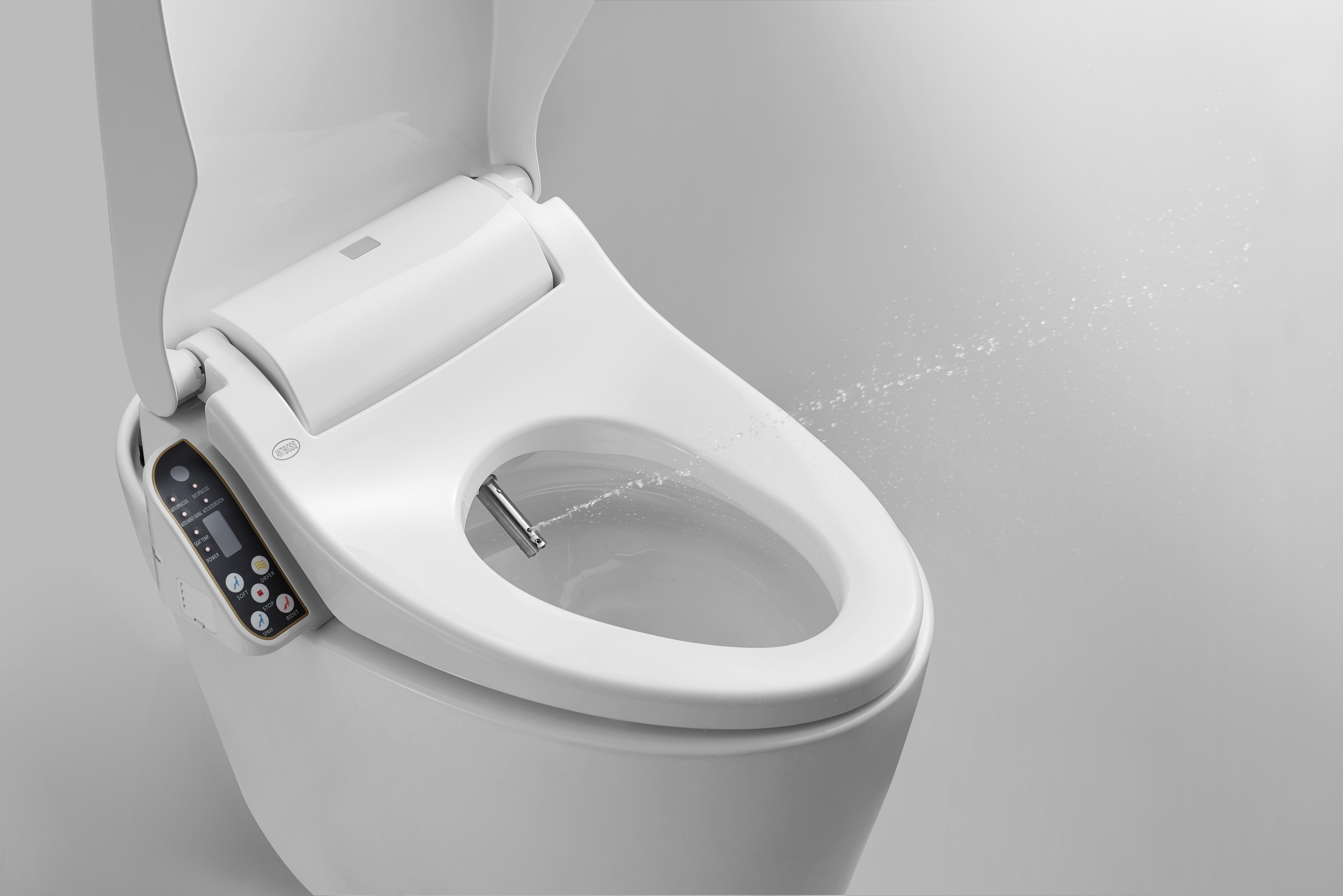 Household Bathroom Electronic Toilet, Bathroom Seat Cover