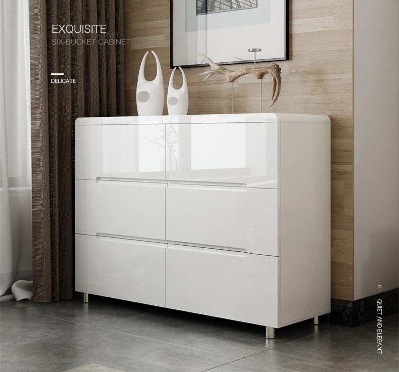 Simple Modern Living Room Lockers, Living Room Storage Cabinet