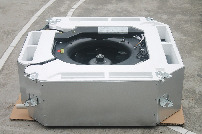 Chilled Water Cassette Type Ceiling Fan Coil Unit