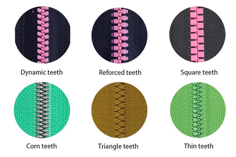 Plastic Zipper or Zips