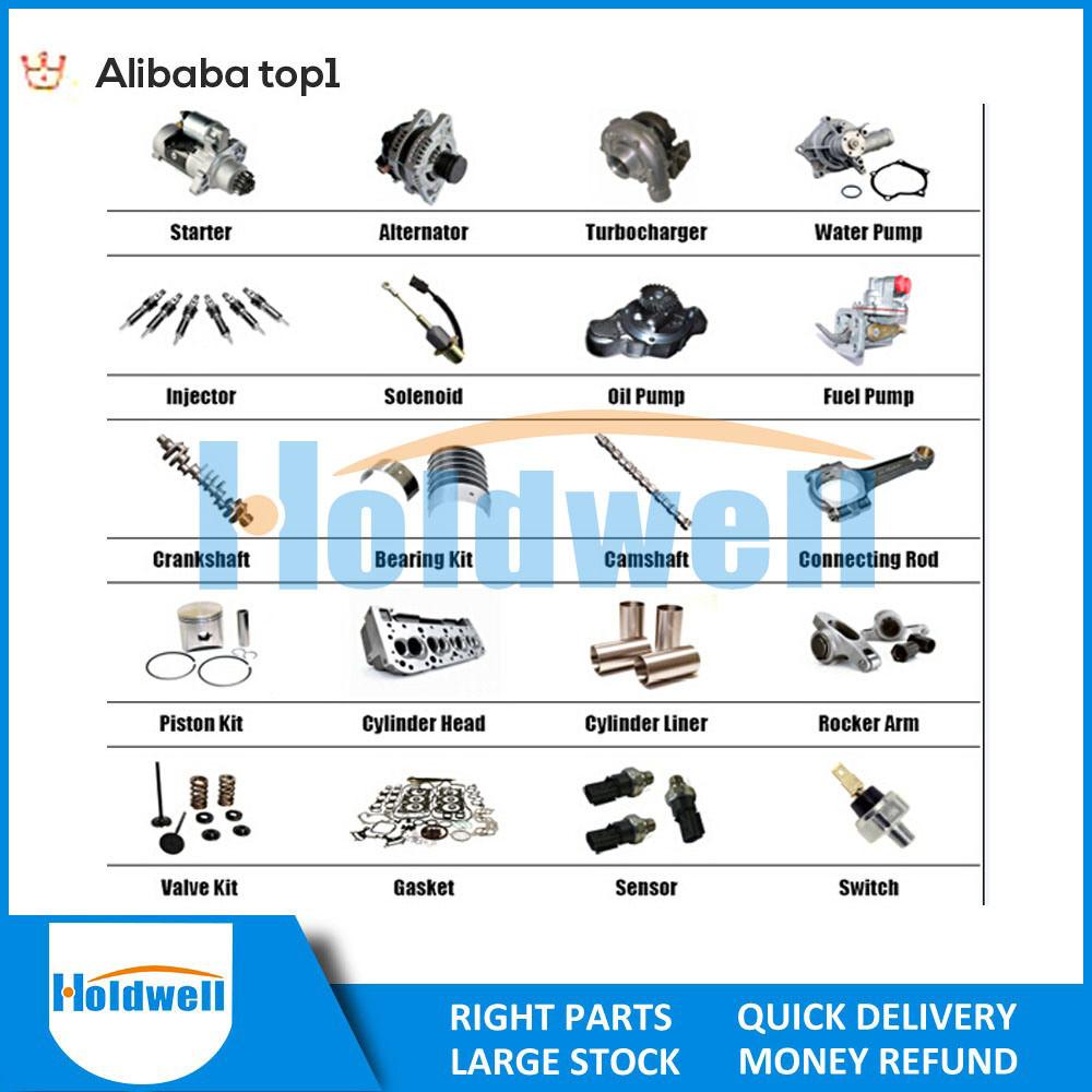 Cat Engine Parts Large Excavator C9 C93 C11 C12 C13 C15 C18 3304 3406e Fuel Diagram Other Diesel We Supply