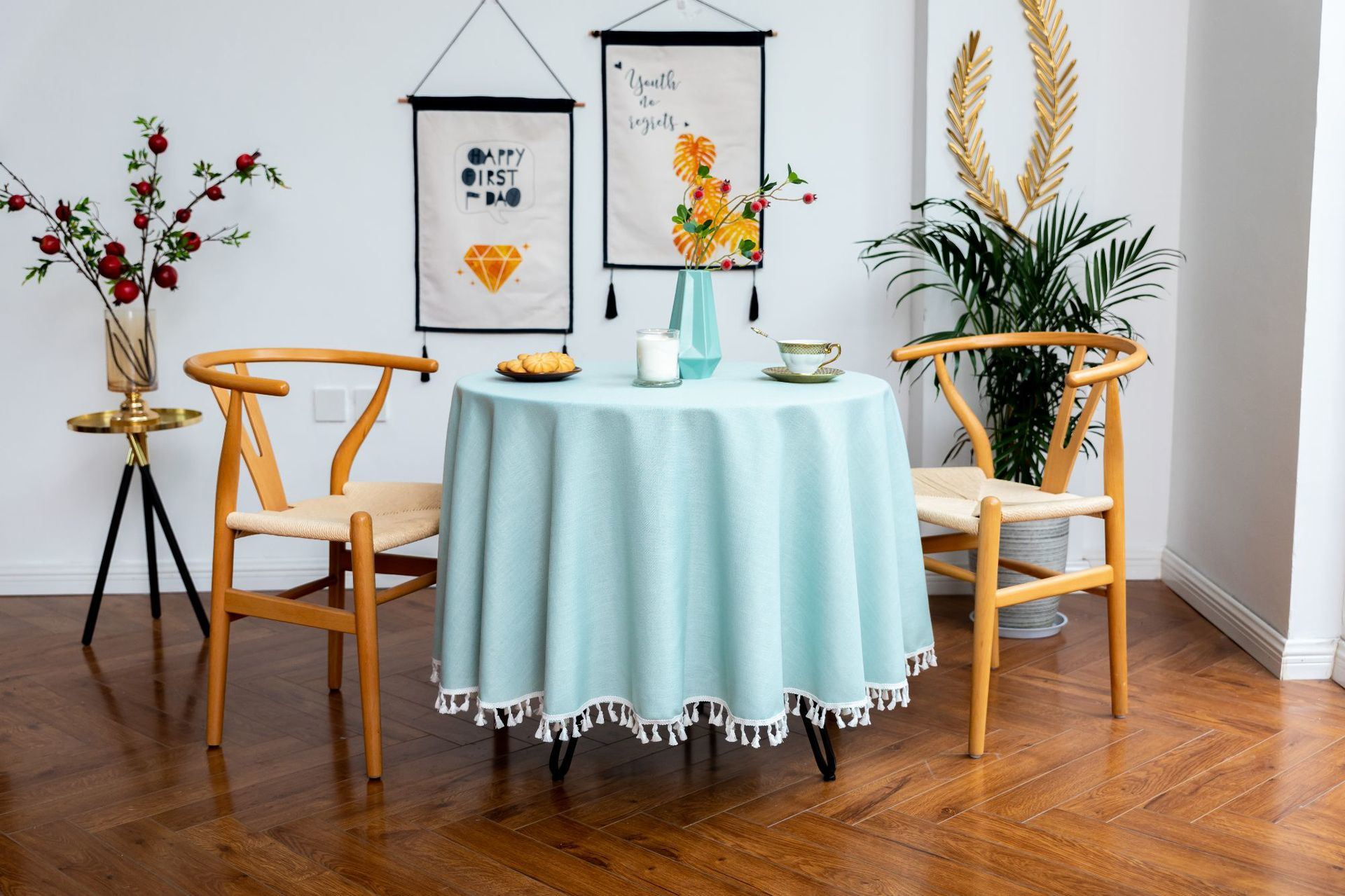 Cheap Round Cloth Dining Tablecloth Round Sky Blue Circle Dining Table Cloth Dining Table Home China Cheap Round Cloth Tablecloth And Dining Tablecloth Price Made In China Com