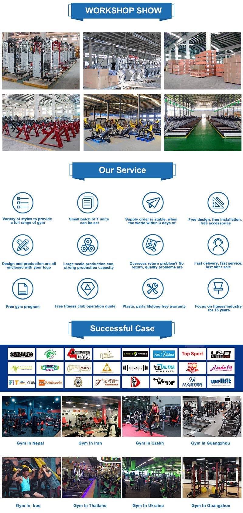 Hammer Strength Pull Down/Plate Loaded Gym Equipment for Wholesaler (BFT-1002)