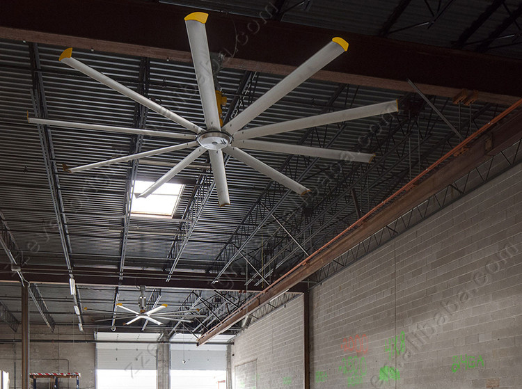 Large Outdoor Ceiling Fans Industrial Cooling Big Ceiling Fans China Big Air Industrial Ceiling Fan Large Ceiling Fans Made In China Com