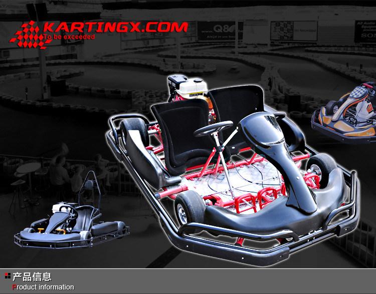 Nuevo diseño Mademoto Go Kart Go Karts Pedal para adultos con el ...