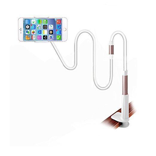 Universal 360 Degree Rotation Flexible Long Arms Phone Holder Lazy Bracket Gooseneck Holder