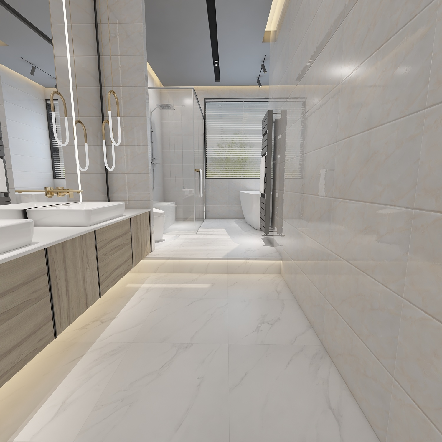 Picture of: 300x600mm Hotel Villa Apartment Decorative Bathroom Wall Tile Designs China Porcelain Tile Sri Lanka Tile Prices Made In China Com