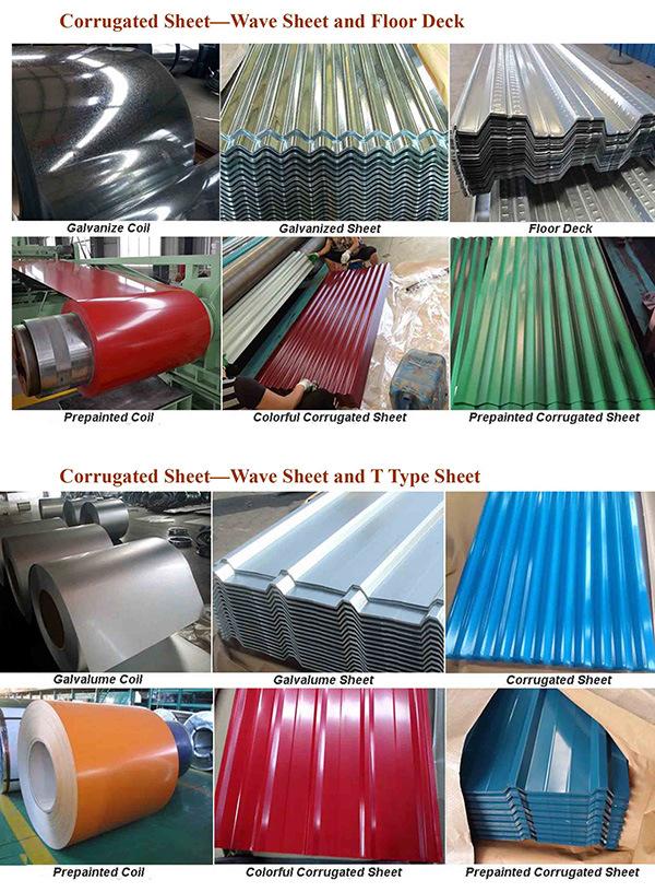 Dx51d Color Ppgi Galvanizado Recubierto De Chapa De Acero