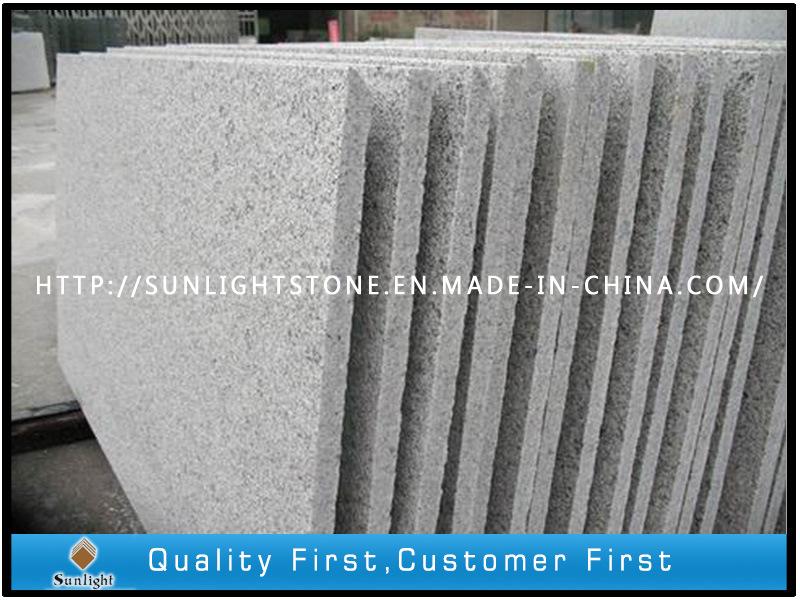 중국 G655 지면 도와, 싱크대를 위한 왕 백색 화강암 석판 – 중국 ...