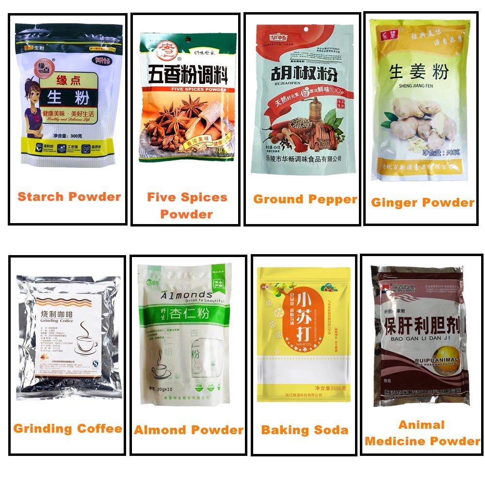Automatic Seasoning Powder / Pepper Powder / Flour / Washing Powder / Chemical Powder /Coffee Powder Filling Packing Packaging Machine