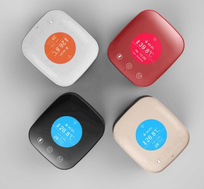 2017 nuevo 2 4g zigbee smart wifi dom tica cubo de sistema de alarma inal mbrico con bluetooth y. Black Bedroom Furniture Sets. Home Design Ideas