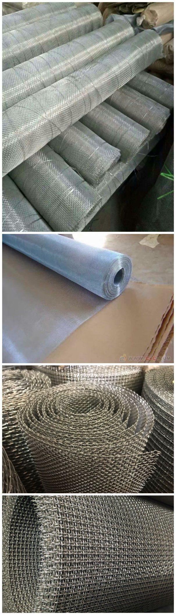 Corrosion Resistant Square Hole Shape Galvanized Iron Wire Window ...