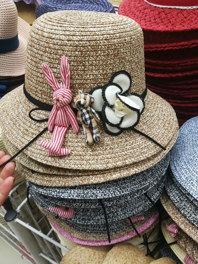 10c7fd1e1ef6 Baby Girls Boys Warm Soft Knit Bear Hat Toddler Winter Crochet ...