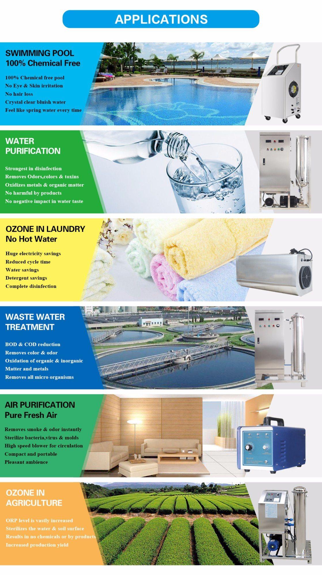 Industrial Water Ozonator, Ozone Water Generator - China