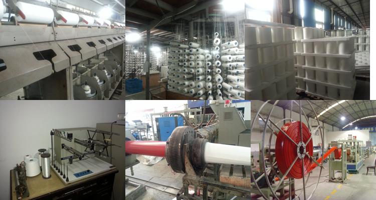TPU Layflat Flexible Suction Water Drag Hose