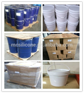 Two-Component Room Temperature Liquid Silicone Rubber for Mold Making/Raw Material/Factory Prices/RTV-2