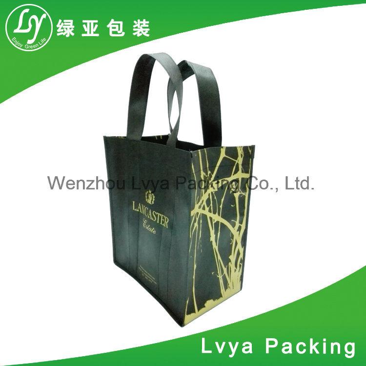 Comercio al por mayor no tejido reciclable Bolsa Tote Bags ...