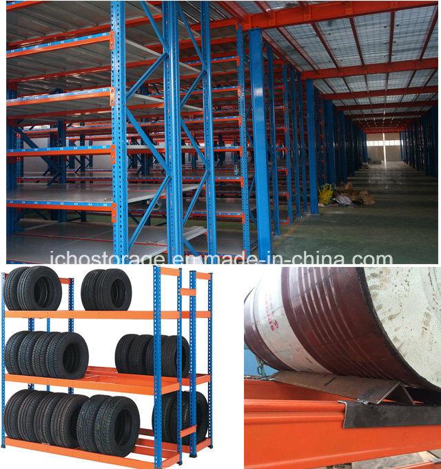 Pallet Style Long Span Heavy Duty Shelf Storage Rack