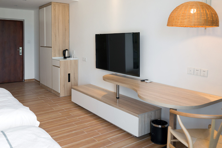 Ultimo insieme di camera da letto economico personalizzato for Mobilia spazio