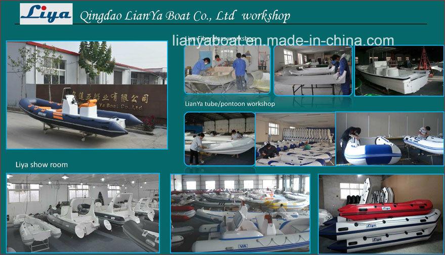 Liya 6.6m Inflatable Rib Hypalon Boats for Sale