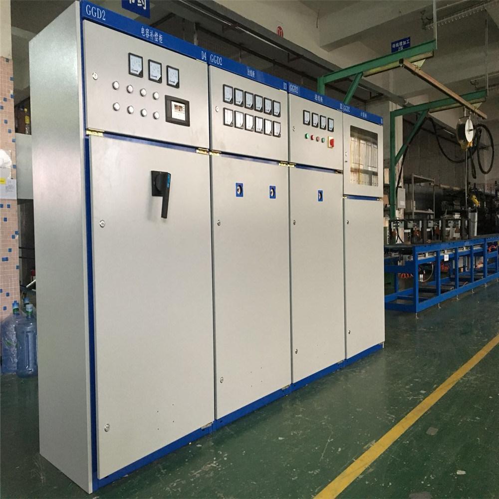 China Factory Customized Ggd Series AC Power Switchgear Distribution Cabinet