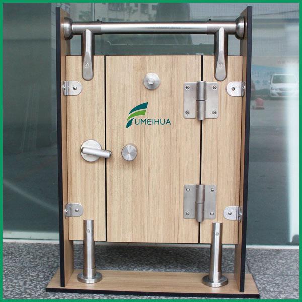 Fumeihua stainless steel toilet partition door lock & Stainless Steel Toilet Partition Door Lock - China Toilet Cubicle ...
