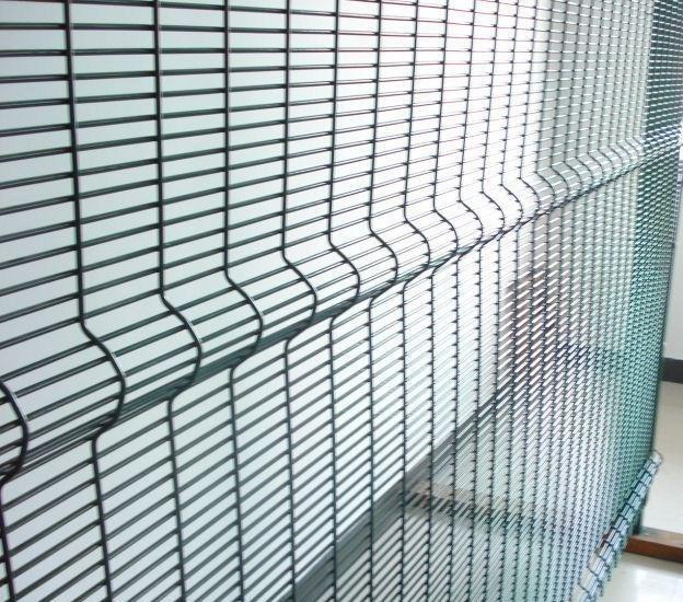 Tec-Sieve 358- Anti Climb Wire Mesh/Anti Cutting Wire Mesh/High ...