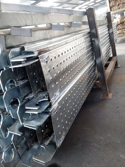 Scaffold Walk Board : Smart expo scaffolding steel plank walk board at the big