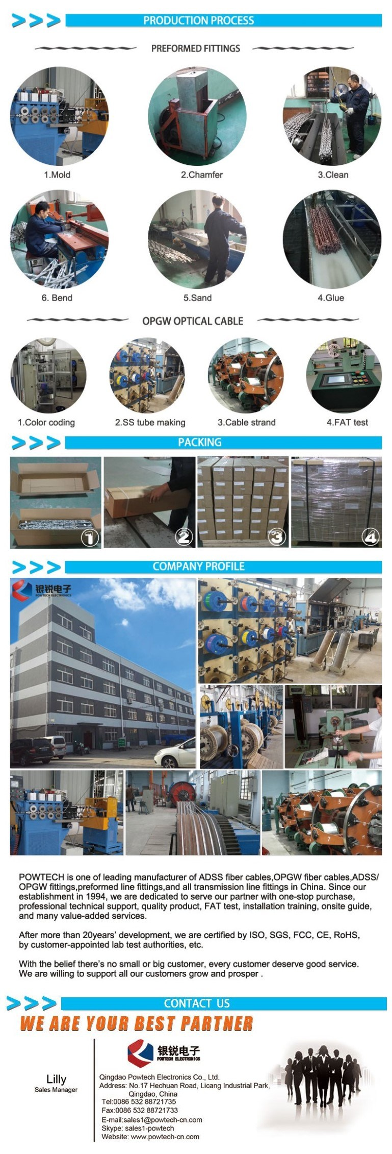 Factory Price Preform Dead End Guy Grip for Stay Wire - China ...