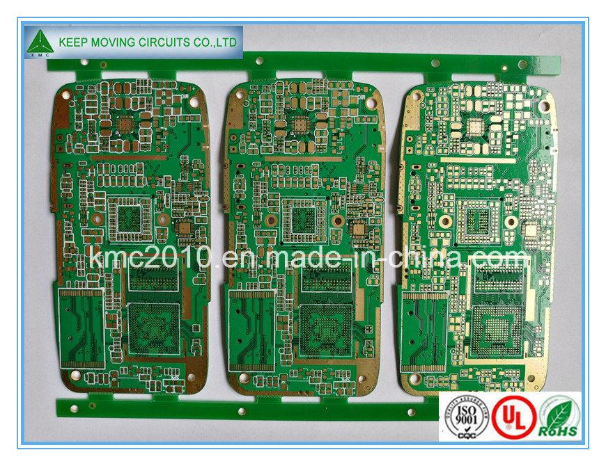 Custom Multilayer 6-Layer 10-Layer Blind Buried Board HDI PCB Board