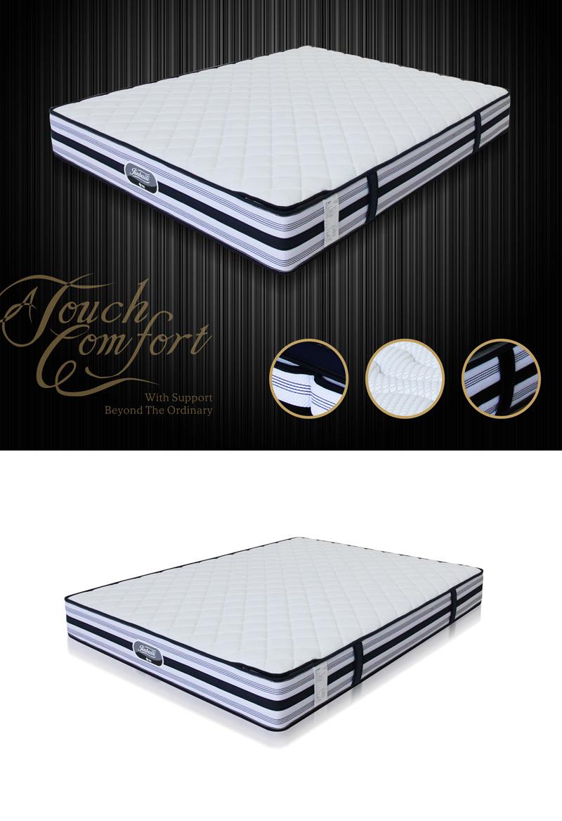 Hogar baratos Muebles de dormitorio cama cama colchón de espuma de ...