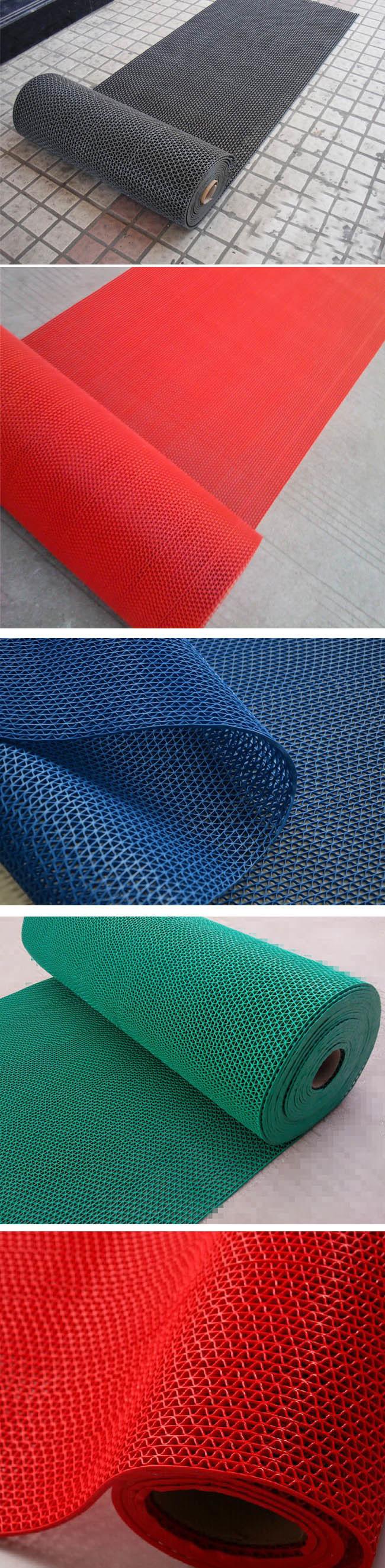 Outdoor Anti Slip Skid PVC Plastic Vinyl Swim Swimming Pool Floor ...