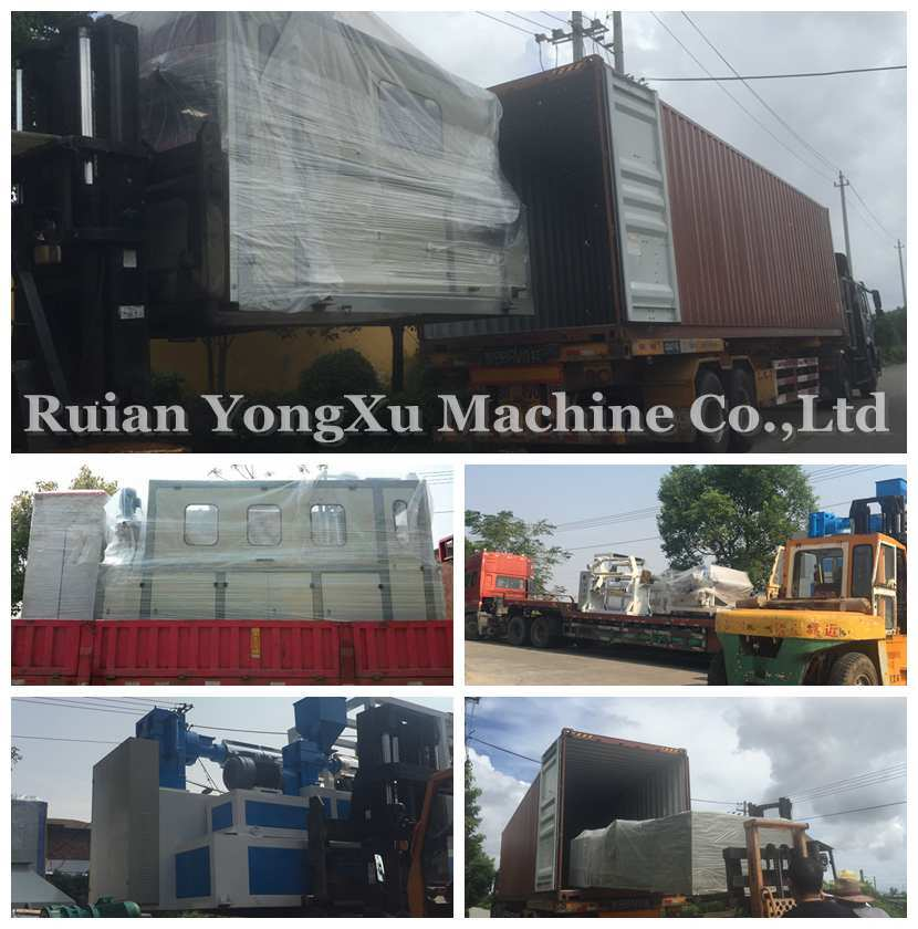 Yxdb Plastic Cup Stacking Machine/Cup Stacker/Automatic Cup Stacking Line/Stacking Machine Group with Plastic Cup Machine/Thermoforming & Stacking in One Line