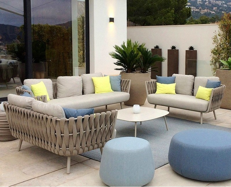 2019 Stylish Outdoor Furniture Rope, Stylish Patio Furniture