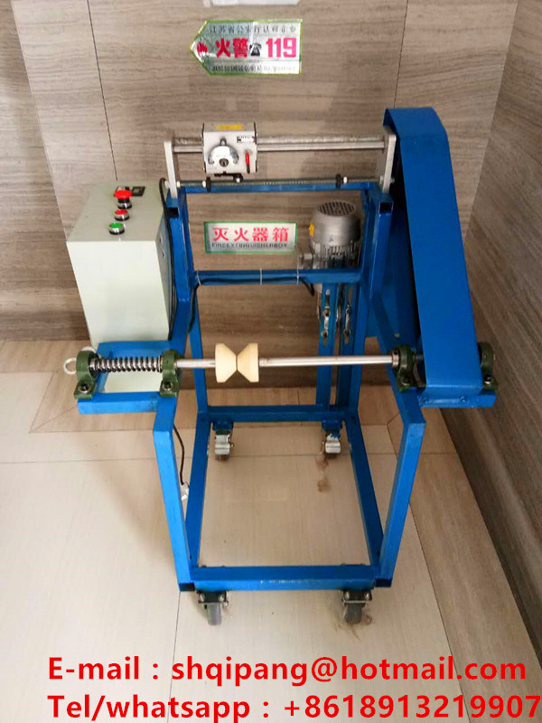 Wire Rope Spooling Machine Spool Take up Machine - China Coil ...