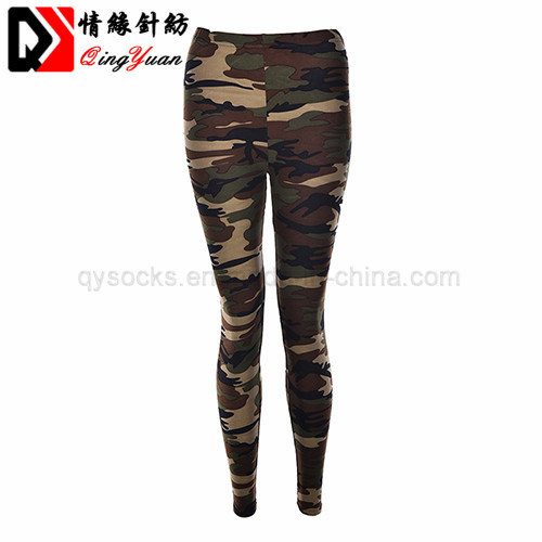 32b00f05235c1 Customer Fashion Camouflage Leggings Bodycon Sexy Women Leggings Casual  Pants Stretch Army Green Leggings Pants for ...