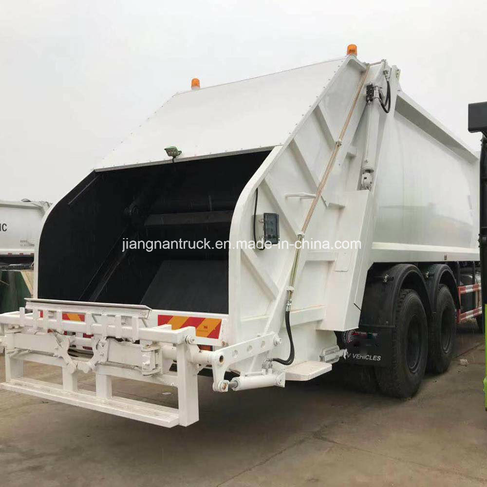 [Hot Item] Iveco 18 Cubic Meters Compactor Garbage Truck for Sale